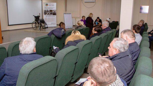 Як електротранспорт у Дніпрі пристосований для людей з інвалідністю. дніпро, електротранспорт, тренинг, інвалідний візок, інвалідність
