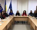 HR-и підприємств Кропивницького обговорили особливості проведення співбесід із особами з інвалідністю. кропивницький, засідання, працевлаштування, співбесіда, інвалідність
