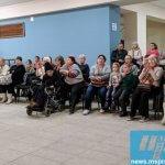 Світлина. Для людей с инвалидностью устроили «кругосветное путешествие». Новини, инвалидность, Мелітополь, мероприятие, вечеринка, общение