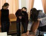 Для працівників структурних підрозділів міськвиконкому провели навчання на тему «Етика спілкування з людьми з інвалідністю» (ФОТО). полтава, дискримінація, навчання, спілкування, інвалідність