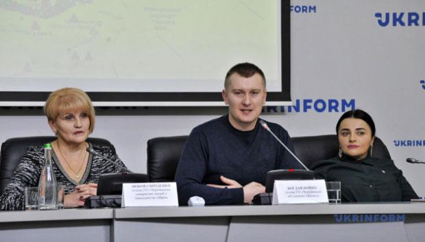Захист прав людини у Чернівецькій області. Презентація результатів проєкту щодо побудови інклюзивного середовища (ВІДЕО). чернівецька область, захист, проєкт, інвалідність, інклюзивне середовище