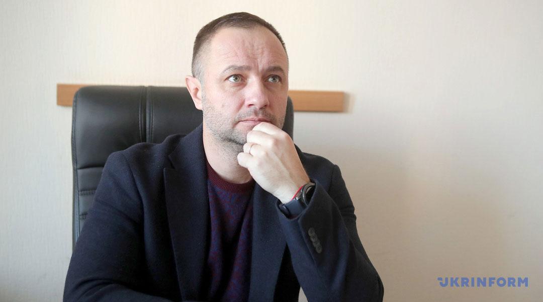 Руслан Світлий, директор Департаменту соціальної політики КМДА