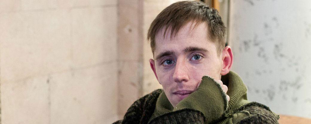 Став актором попри відмовляння через інвалідність. Віталій Пронько (ВІДЕО)