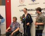"""Українець виборов """"золото"""" шахового турніру в Туреччині. игорь ярмонов, туреччина, шаховий турнір, шахіст, інвалідність"""