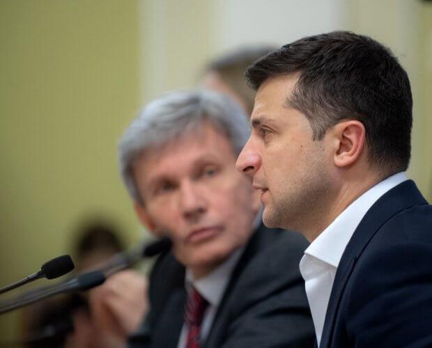 Володимир Зеленський: Всі закони, що ухвалюються, повинні враховувати потреби людей з інвалідністю. володимир зеленський, конвенція оон, доступність, зустріч, інвалідність