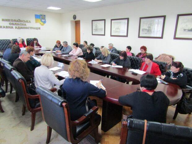 В облдержадміністрації обговорили питання забезпечення захисту прав осіб з інвалідністю. миколаївська ода, захист, семінар, інвалідність, інтеграція