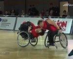 Пара инвалидов-колясочников из Донбасса завоевала мировое чемпионство по танцам (ВИДЕО). германия, инвалидная коляска, соревнование, танцы, чемпионат мира