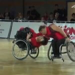 Пара инвалидов-колясочников из Донбасса завоевала мировое чемпионство по танцам (ВИДЕО)