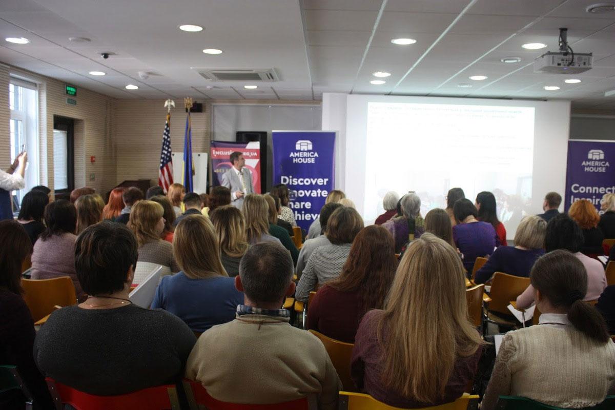 Прикарпатські педагоги взяли участь в міжнародних заходах з інклюзивної освіти