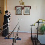 Світлина. У КНП «Богородчанська центральна районна лікарня» відкрили палату ранньої реабілітації після інсультних хворих. Реабілітація, інвалідність, лікарня, інсульт, Богородчани, палата ранньої реабілітації