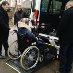 Новострілищанська громада отримала спеціалізований автомобіль для перевезення людей з інвалідністю (ФОТО)