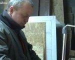 Атовець Олександр Рожанський реабілітовується після війни роботою по дереву (ВІДЕО). олександр рожанський, атовець, майстер, психологічна реабілітація, інвалід війни