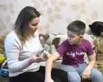 Уколи та постійний контроль — як проходить день хворої на діабет дитини (ВІДЕО). дніпро, лікування, хворий, цукровий діабет, інвалідність
