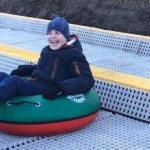 Для дітей з аутизмом організували активне зимове дозвілля (ФОТО)