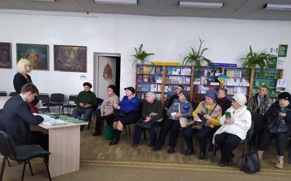 У Луцьку людям з інвалідністю розказали, як безоплатно отримати послуги юриста