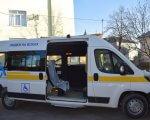 У Здолбунові з'явився спеціально обладнаний автомобіль для перевезення осіб з інвалідністю (ФОТО). здолбунів, автомобіль, перевезення, інвалідний візок, інвалідність
