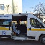 У Здолбунові з'явився спеціально обладнаний автомобіль для перевезення осіб з інвалідністю (ФОТО)
