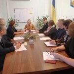 На Вінниччині відбулось чергове засідання робочої групи з питань гуманітарної допомоги