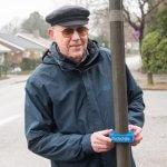 В Германии придумали таблички с названиями улиц для слепых (ФОТО)