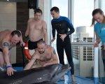 Дельфінотерапія — ефективний метод реабілітації ветеранів війни (ФОТО). одеса, ветеран, волонтер, дельфінотерапія, інвалід ато/оос