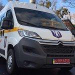 Світлина. Социальный транспорт в Киеве: зачем он нужен и как им воспользоваться. Безбар'ерність, инвалидность, Киев, социальное такси, услуга, перевозка