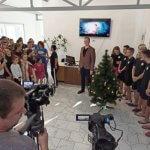 Світлина. В ХГУ провели благотворительное мероприятие для детей с особыми потребностями. Новини, инклюзия, Херсон, общество, благотворительное мероприятие, ХГУ