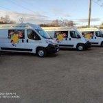 Шість інклюзивно-ресурсних центрів Прикарпаття отримали нові автомобілі