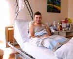 Війна зруйнувала його життя, але він не зламався. єгор коновалов, оос, лікування, поранення, солдат