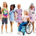 В продаж надійшли ляльки Барбі з інвалідністю
