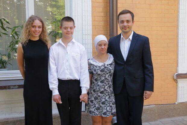 Харківський підліток із синдромом Дауна знявся в кіно. владислав погрібний, актор, кіно, синдром дауна, інвалідність