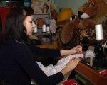 Як працює перше в Україні інклюзивне ательє (ФОТО, ВІДЕО). львів, ательє lady di atelier, працівниця, приміщення, інвалідність