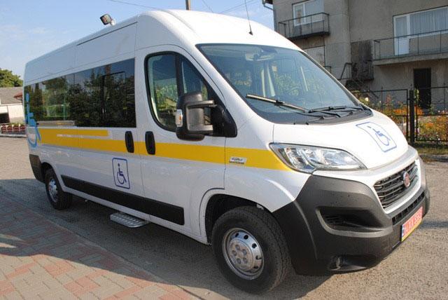 """Любешівська ОТГ: послуга """"Соціальне таксі"""". любешівська отг, перевезення, послуга, соціальне таксі, інвалідність"""