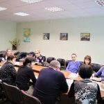 Альона Дмітрєвская обговорила з ГО людей із інвалідністю нагальні питання (ФОТО)