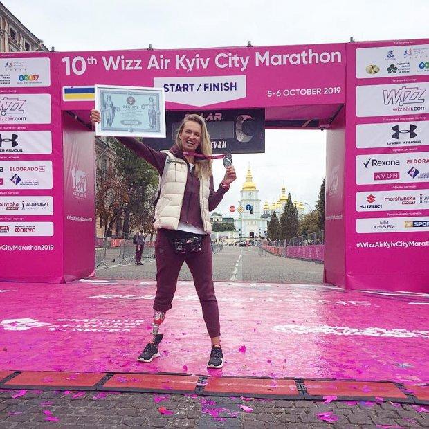 Тетяна Воротіліна: Я відпиляла ногу, щоб знову почати бігати. дтп, тетяна воротіліна, ампутация, марафон, протез