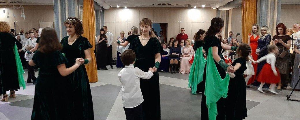 """У Луцьку відбувся """"Стрітенський бал"""" за участю людей з інвалідністю (ФОТО, ВІДЕО)"""