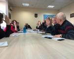 У Мінветеранів провели чергове засідання щодо розгляду матеріалів про встановлення зв'язку інвалідності з пораненням. ато/оос, засідання, комісія, поранення, інвалідність