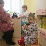 Світлина. У Дарницькому районі відкрили відділення реабілітації для дітей із ДЦП. Реабілітація, інвалідність, Київ, ДЦП, послуга, відділення реабілітації