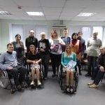 В Центре реабилитации «Донбасс» проходит бесплатное обучение для лиц с инвалидностью