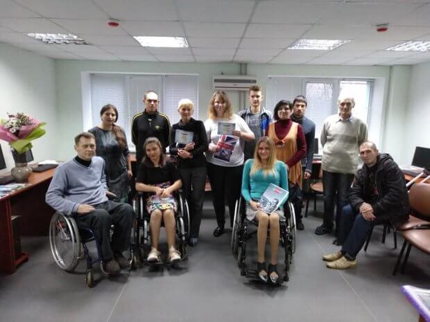 В Центре реабилитации «Донбасс» проходит бесплатное обучение для лиц с инвалидностью. краматорськ, центр реабилитации донбасс, занятие, инвалидность, профессия