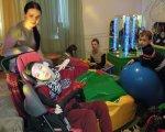 На базі лікарні на Волині відкрили сучасний реабілітаційний центр для дітей з інвалідністю (ФОТО). любомль, реабілітаційний центр, дитина, лікарня, інвалідність