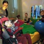 На базі лікарні на Волині відкрили сучасний реабілітаційний центр для дітей з інвалідністю (ФОТО)