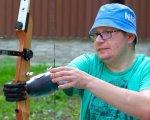 Боєць із Кривого Рогу представить Україну в складі збірної на «Іграх Нескорених-2020». invictus games, ігри нескорених, василь стуженко, військовий, змагання