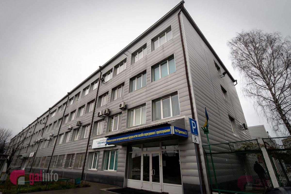 Львівський протезний завод хоче розширити стаціонар для людей з інвалідністю