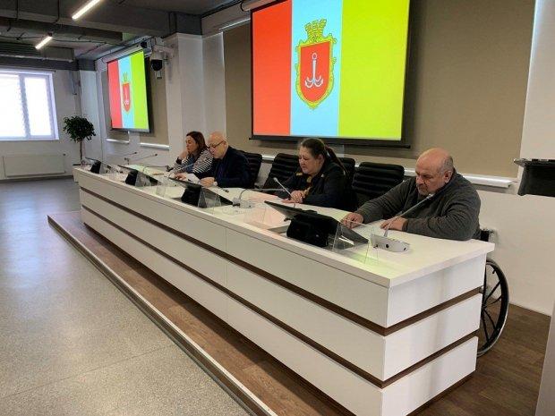 Безбар'єрне середовище: в Одесі обговорили питання доступності для людей з інвалідністю. одеса, доручення, доступність, засідання, інвалідність