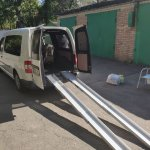 В Никополе возобновляет работу социальное такси