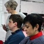 Світлина. Відчувати мистецтво на дотик: Як незрячі харків'яни опановують скульптуру (ФОТОРЕПОРТАЖ). Новини, інклюзія, незрячий, Харків, майстер-клас, скульптура