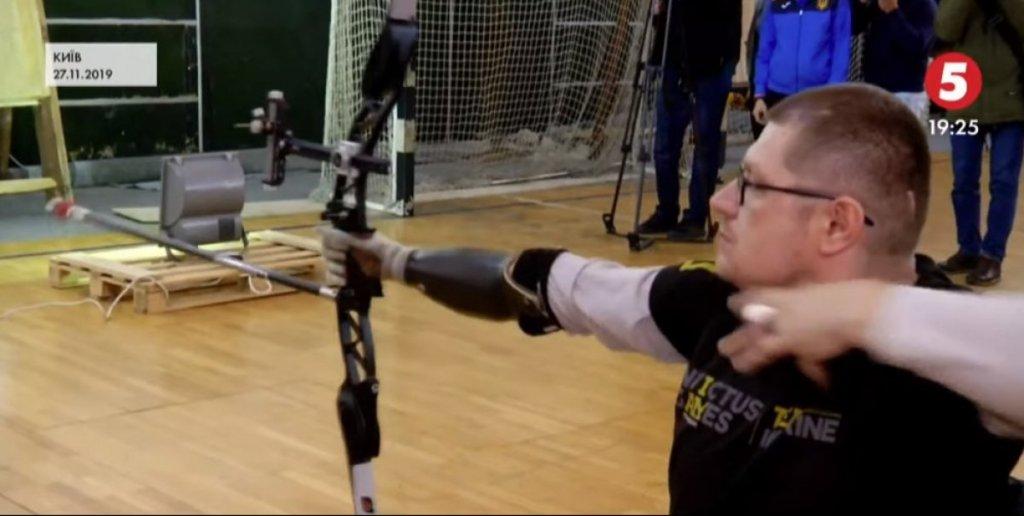 Втратив ногу і руку та зазнав надскладного поранення в голову під Іловайськом: історія нескореного (ВІДЕО). ігри нескорених, василь стуженко, ветеран, змагання, поранення