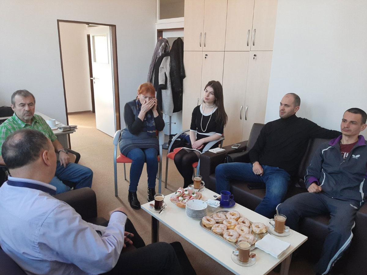 Закарпатських реабілітологів навчатимуть на семінарі в Чехії (ФОТО)