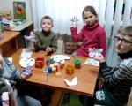 """У """"Кроку"""" дітей реабілітують мистецтвом. рівне, арт-терапія, центр крок, інвалідність, інтеграція"""