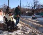 У Харкові перевірили наскільки адаптовано місто для людей на візочках (ВІДЕО). харків, пандус, перевірка, інвалідність, інфраструктура